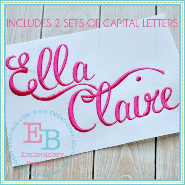 how to applique letters with sewing machine