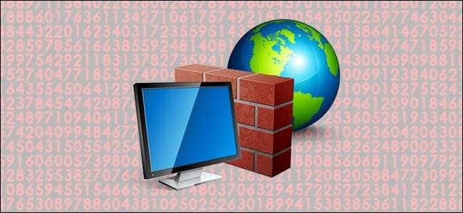 how to block application in windows firewall