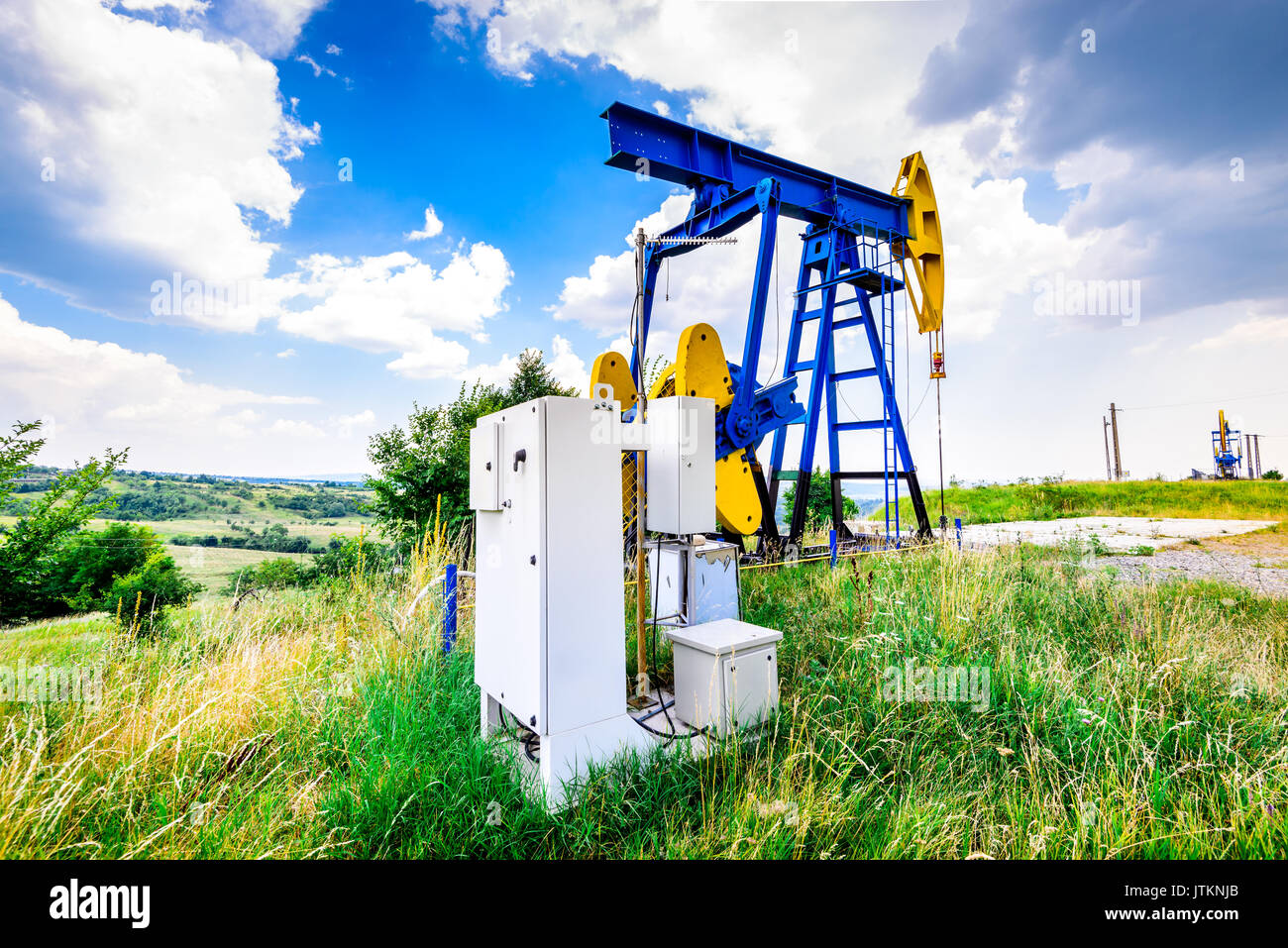plc application in oil and gas industry