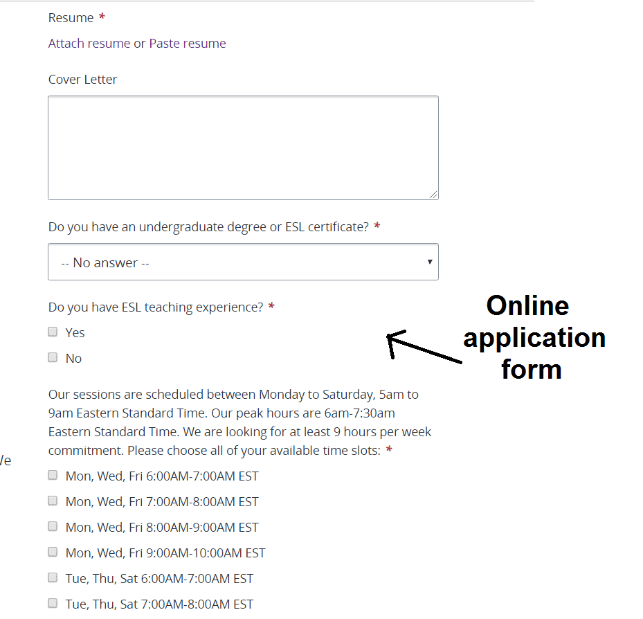 fill out mcdonalds application form online