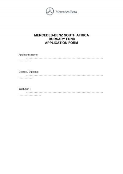 south african military application forms