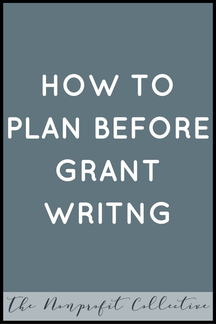 what is a grant application