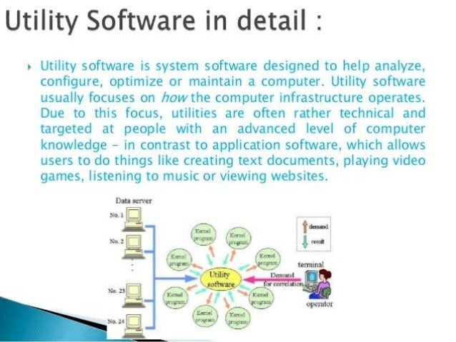 application software is designed to accomplish
