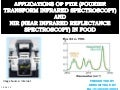 near infrared spectroscopy principles instruments applications