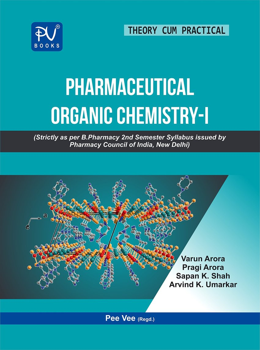 applications of organic chemistry in pharmacy