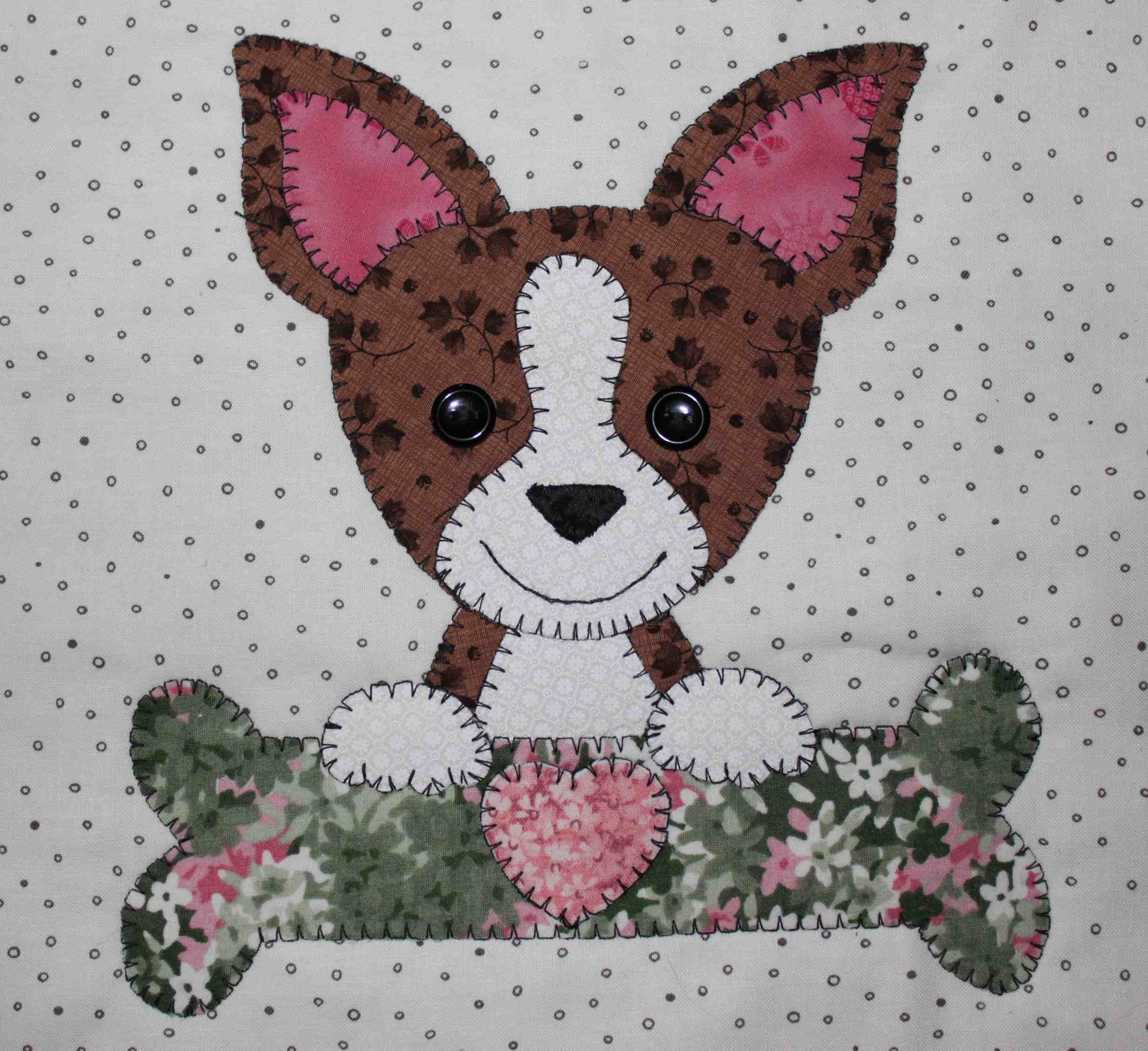 animal applique patterns for baby quilts
