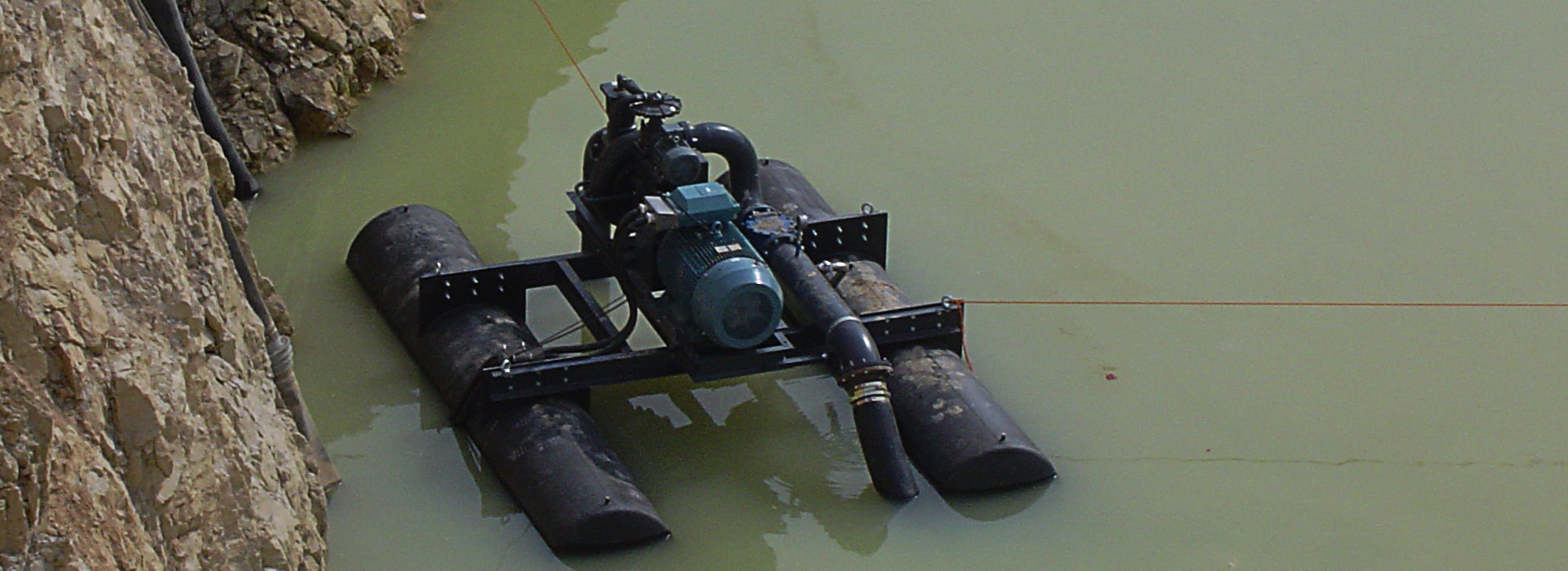 application of pumps in industry