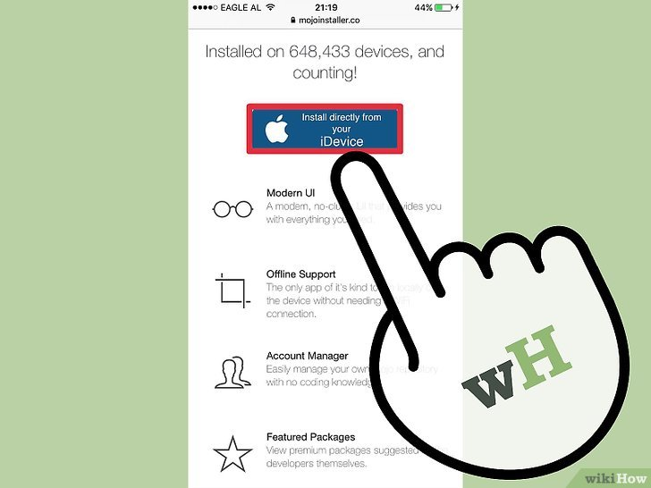 supprimer une application iphone 4