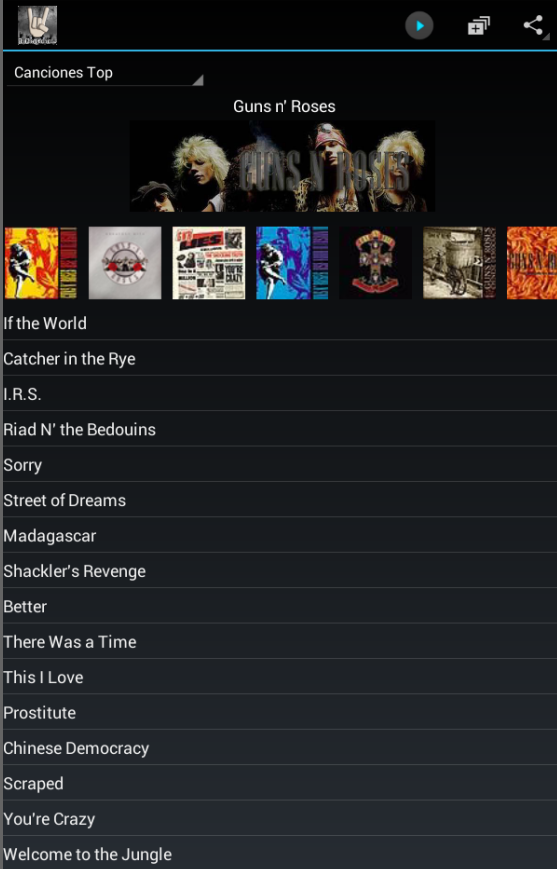 best music application for android