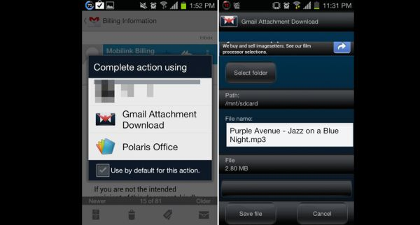 gmail application for android free download