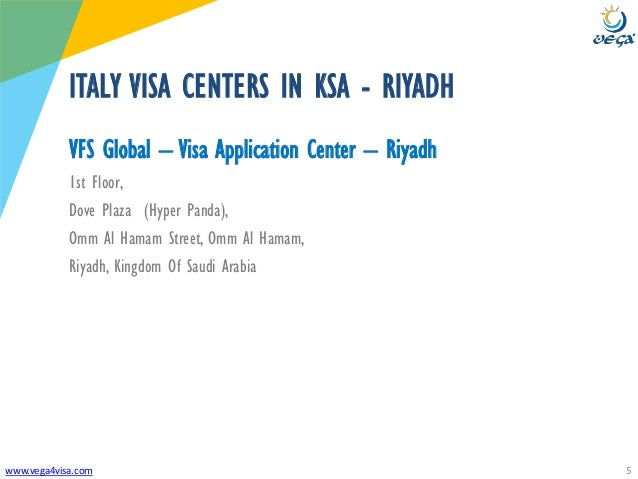 online study visa application for italy