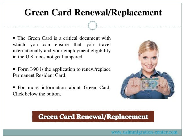 permanent resident card application fee