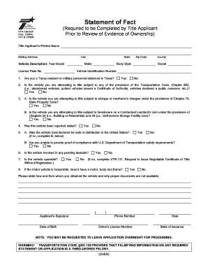 texas state inspection license application