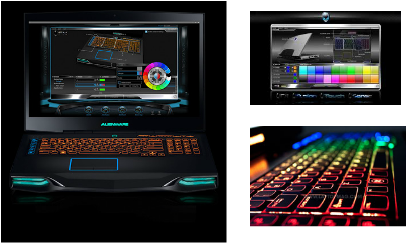 what is alienware osd application